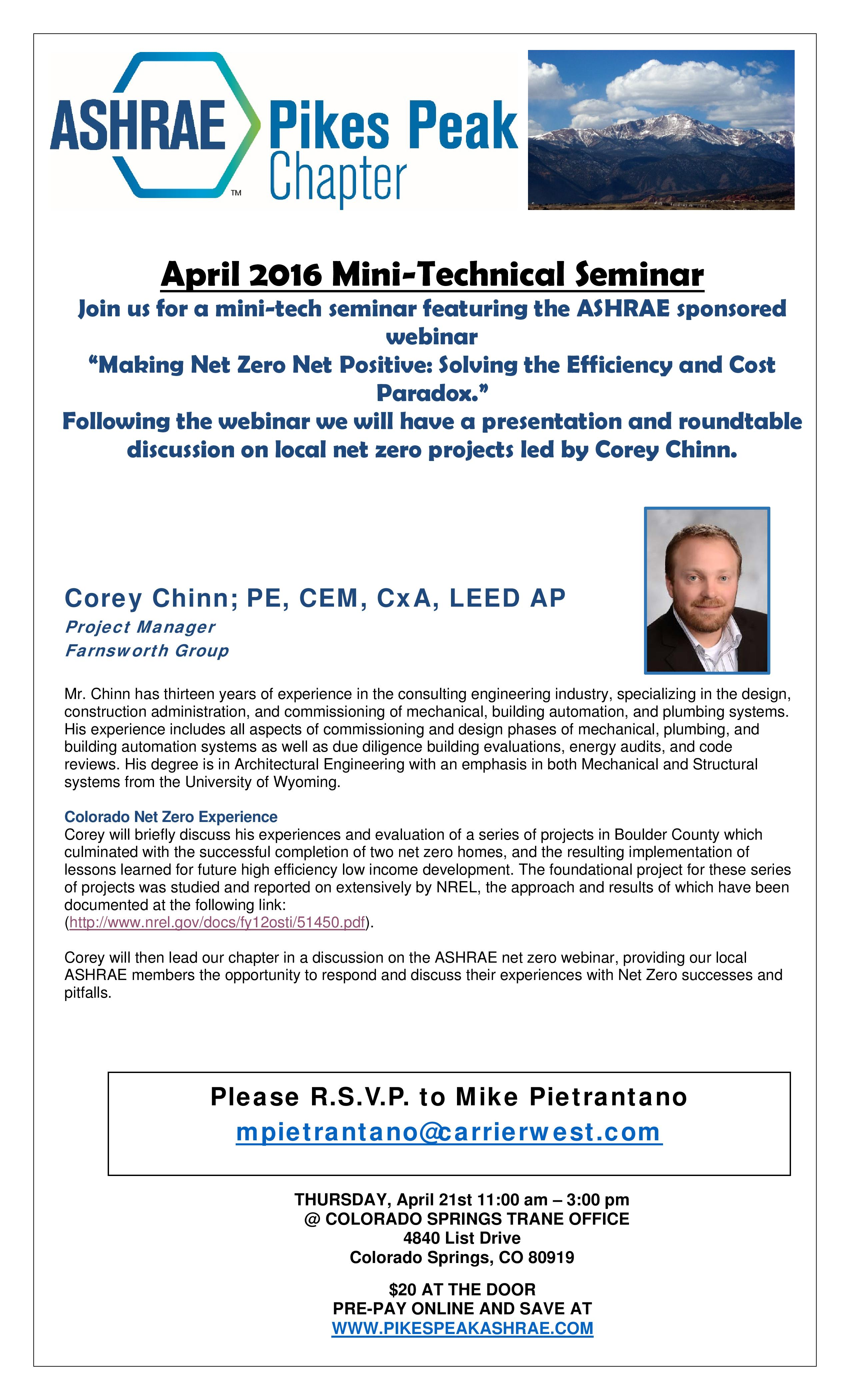 Round table discussion flyer - Cttc Pikes Peak Ashrae April Lunch Flyer Page 001